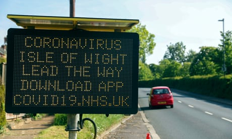 'What have we got to lose?': Isle of Wight responds to NHS app