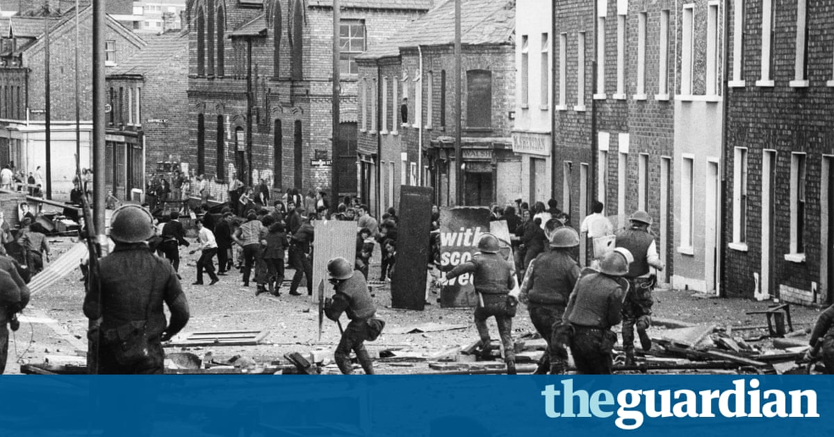 the truth behind the sending of troops to northern ireland by the british government Reasons why british troops were sent into northern ireland reasons behind britain's essay - british government's sending of troops into northern.