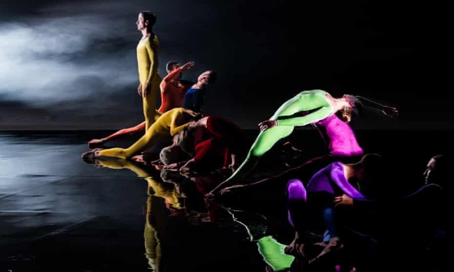 'We don't interpret – we present, we do' … still from Cunningham, a 3D film by Alla Kovgan.