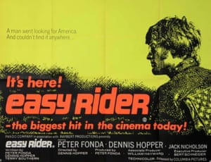 Easy Rider, 1969.