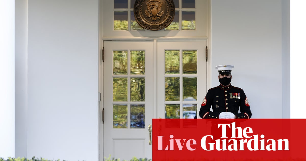 Coronavirus live news: doctor clears Trump to return to public events on Saturday; record global case rise – The Guardian