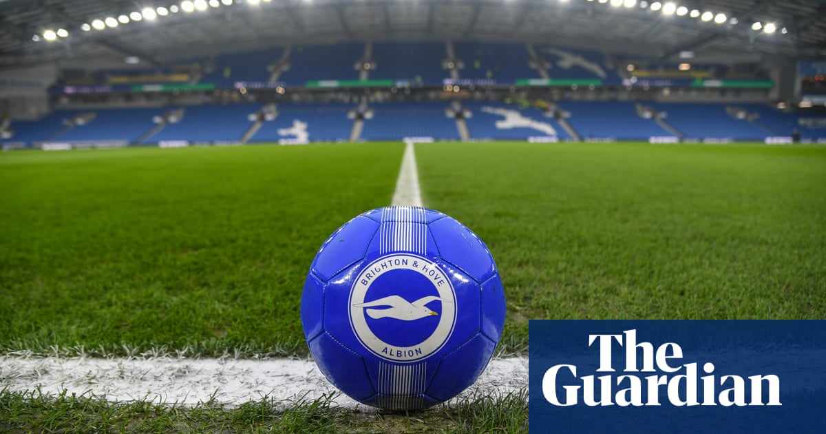 Three arrested for homophobic and racist abuse at Brighton v Chelsea