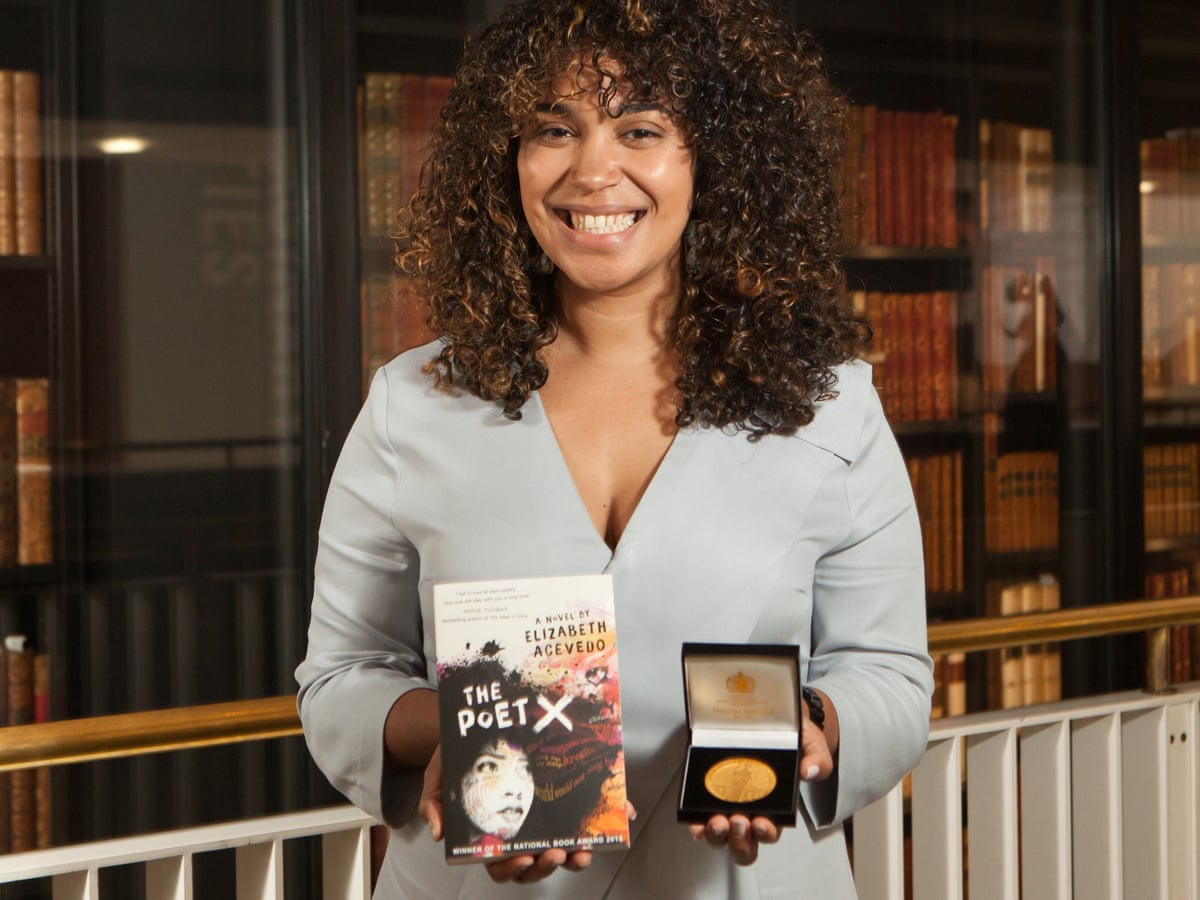 Carnegie medal goes to first writer of colour in its 83-year history   Carnegie medal   The Guardian