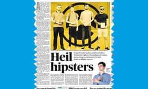 'Vomit-inducing … ' the Sunday Times profile.