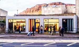 Number Shop, Edinburgh