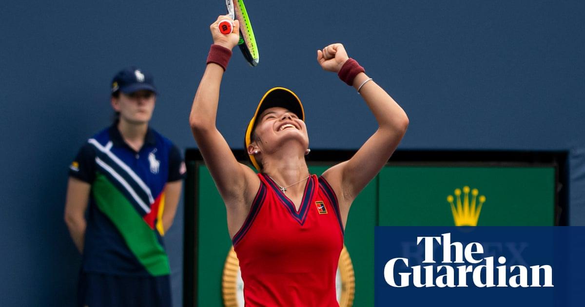 Emma Raducanu breezes past Mayar Sherif and into US Open draw