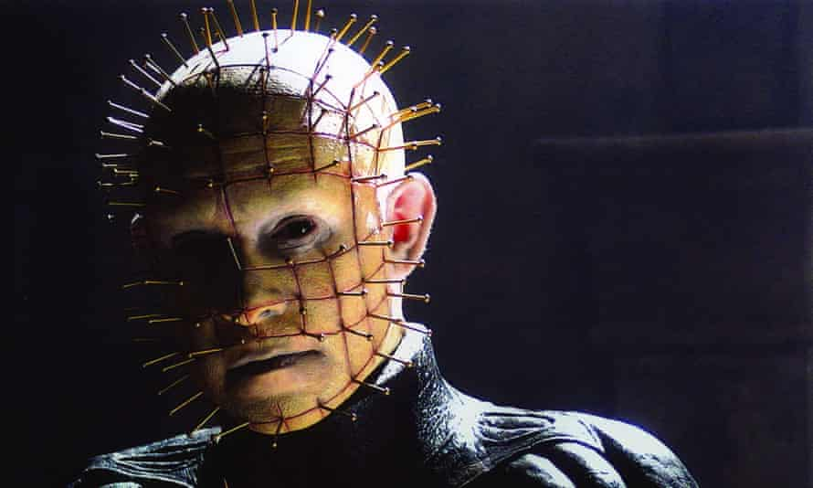 Like the goriest of soap operas … Hellraiser.