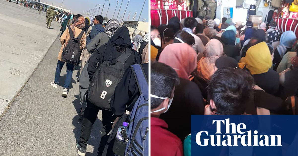 Female athletes from Afghanistan leave Kabul after being granted Australian visas