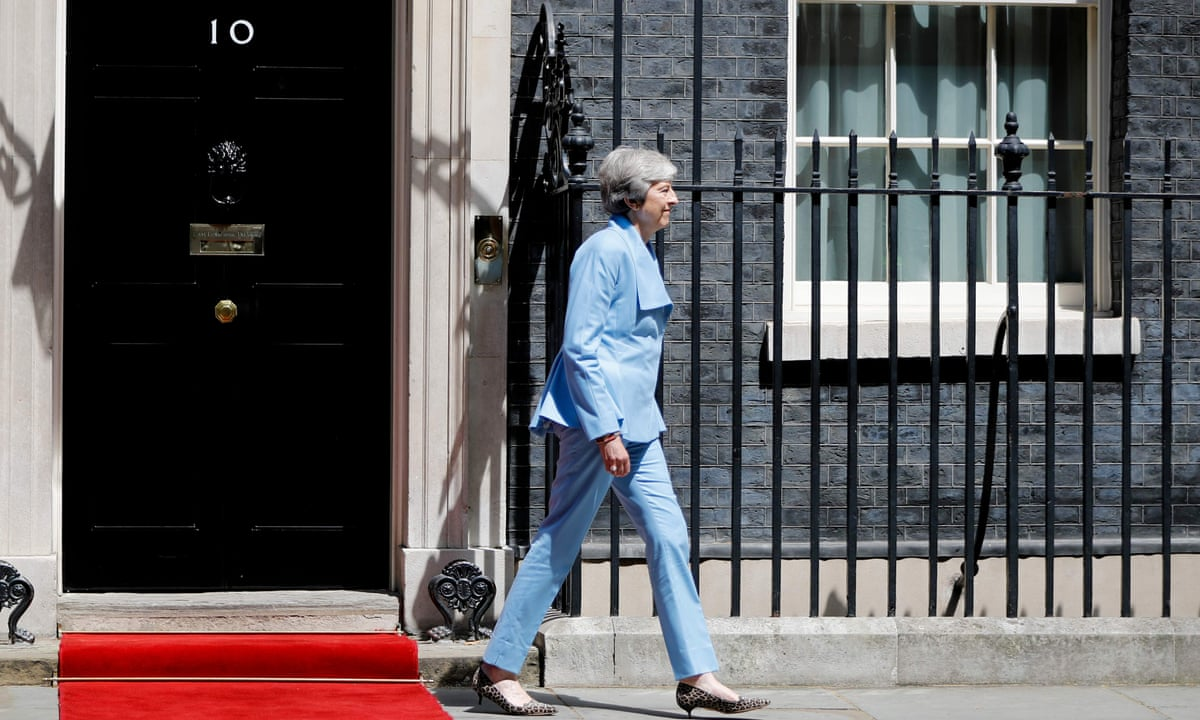 Theresa May could yet give us the ultimate parting gift: a Brexit referendum