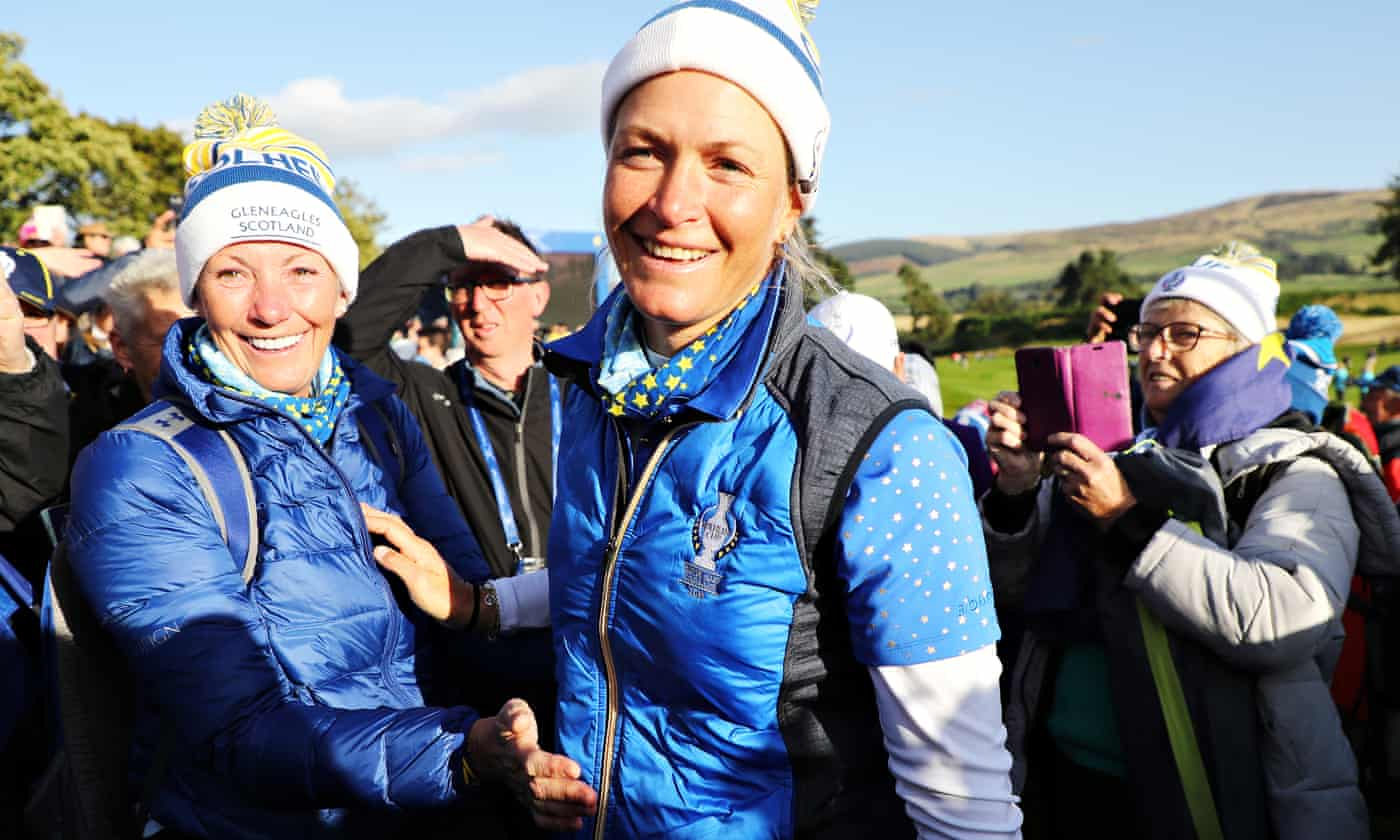 Pettersen's path to Solheim captaincy may be blocked by Catriona Matthew