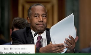 Ben Carson has a history of making transphobic comments in public.