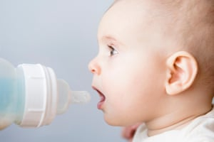 For some mothers, bottlefeeding their babies is a necessity.