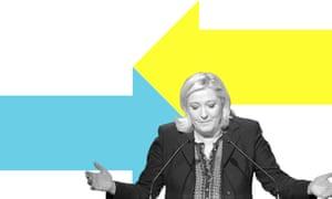 Marine Le Pen, France's Front National leader.