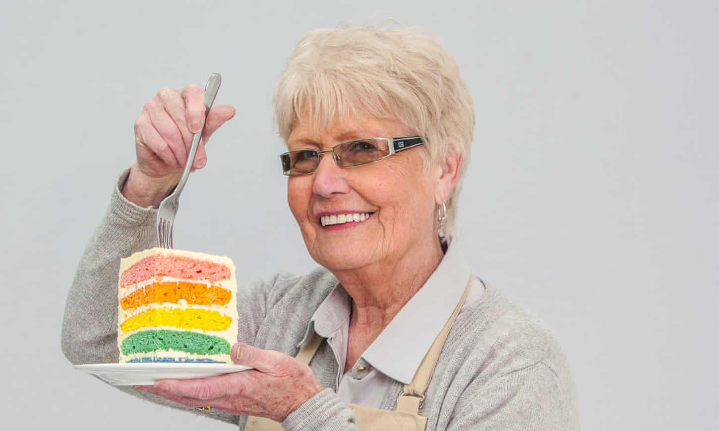 Bring back Val! In praise of Bake Off's older bakers, this year's missing ingredient