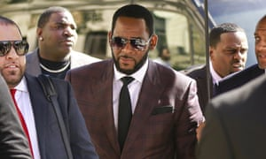 R Kelly in June 2019. The musician has denied ever abusing anyone and has pleaded not guilty to dozens of state and federal charges.