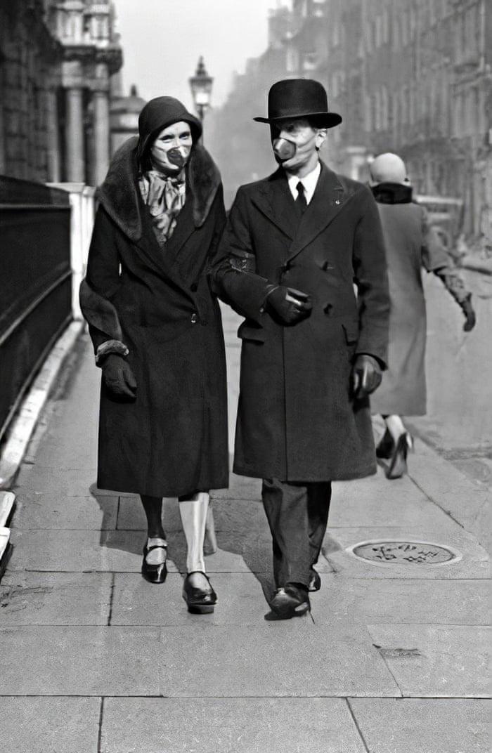 Closed borders and 'black weddings': what the 1918 flu teaches us about  coronavirus | Coronavirus | The Guardian