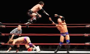 Dixie Carter Wrestling 2013