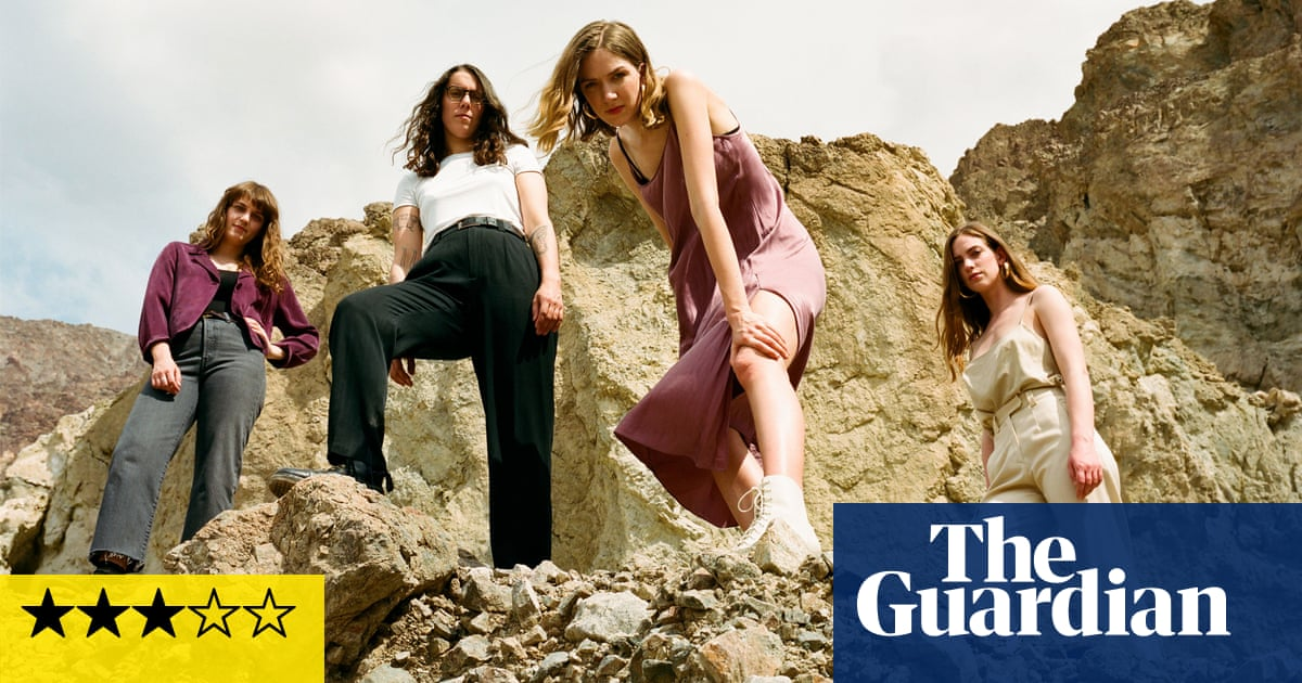 The Big Moon: Walking Like We Do review – indie crew grow their sound