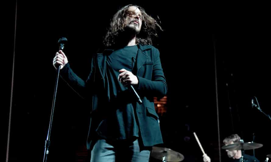 'The hard work, of getting into a room and learning to deliver these songs live, we've already done', says Chris Cornell.