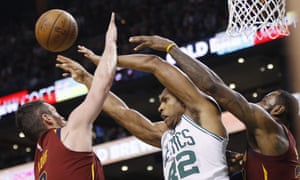 Boston Celtics take on Cleveland Cavaliers