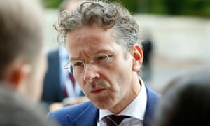 Dutch finance minister Jeroen Dijsselbloem, who heads the Eurogroup of member states, responded to Philip Hammond's labelling of the EU as 'the enemy'.