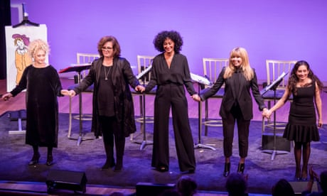 Love, Loss and What I Wore review – all dressed up by the Ephron sisters