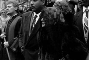 Farewell to Alvin Ailey, 1989