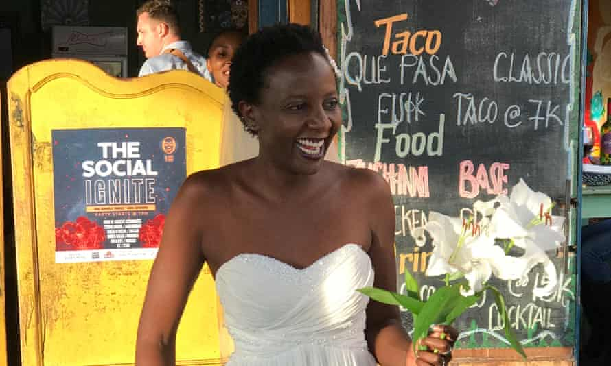 Lulu Jemimah raised her second year of university tuition fees by marrying herself.