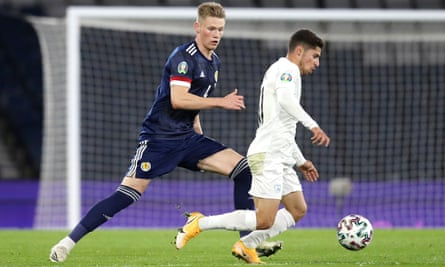 Scott McTominay thrived as part of a back three in a well-drilled Scotland defence at Hampden.