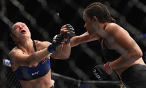 Amanda Nunes retained her bantamweight title inside a minute.