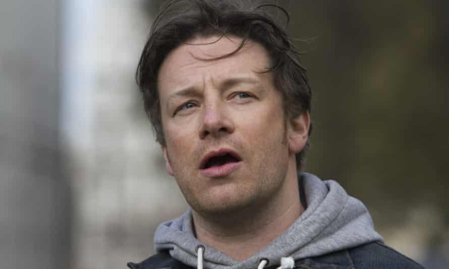 Jamie Oliver said the strategy was 'far from robust'.