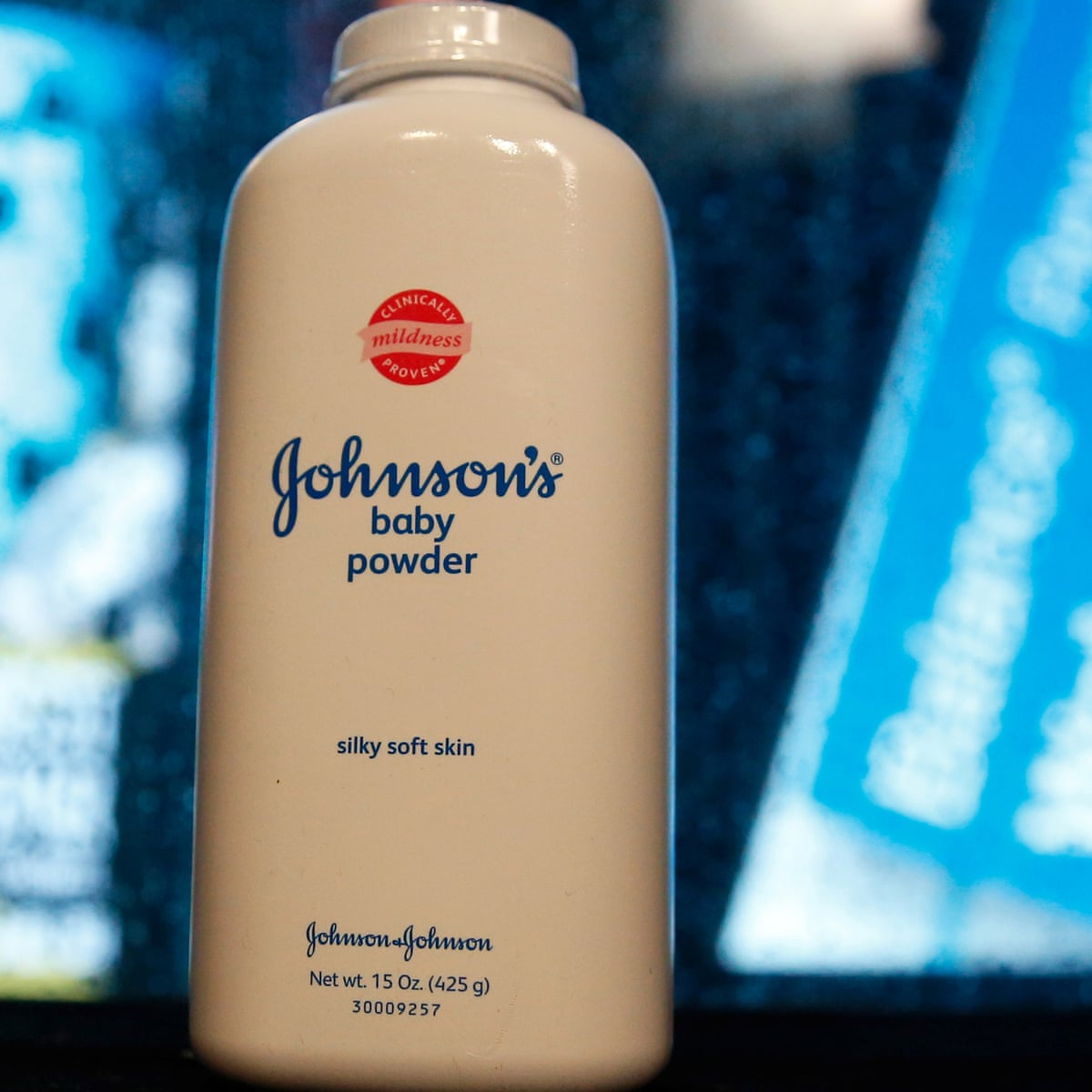Johnson Johnson Recalls Baby Powder After Asbestos Found Pharmaceuticals Industry The Guardian