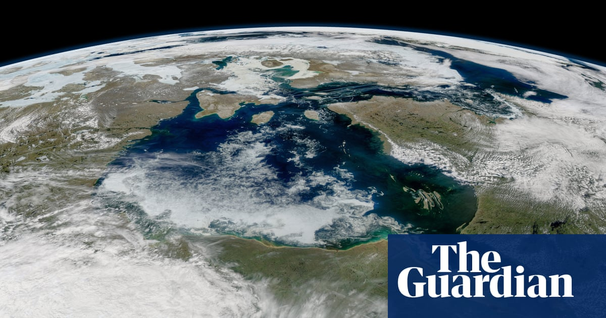 Nasa launches satellite to precisely track how Earth's ice is melting |  Science | The Guardian