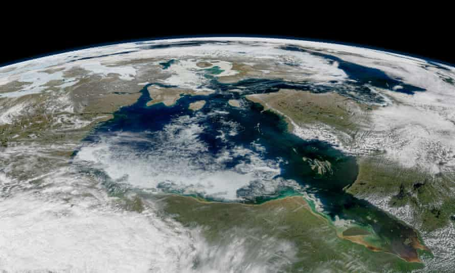 The new satellite will provide a more complete picture of the planet's ice loss.