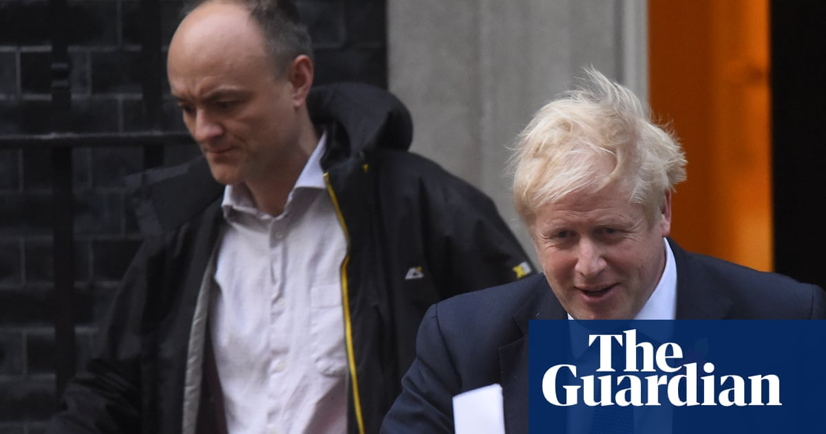 Post-Cummings quiet life goes to pot as 'No 10 sources' leak and brief