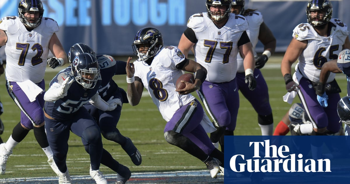 Ravens Jackson gets first playoff win while Browns and Saints progress