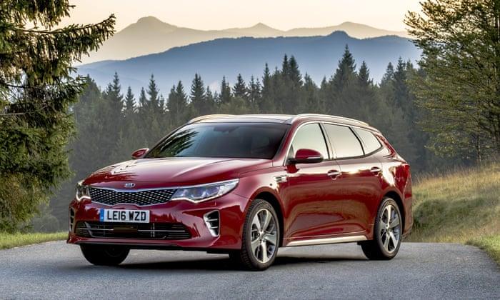 Kia Optima Sportswagon Car Review Martin Love Technology The