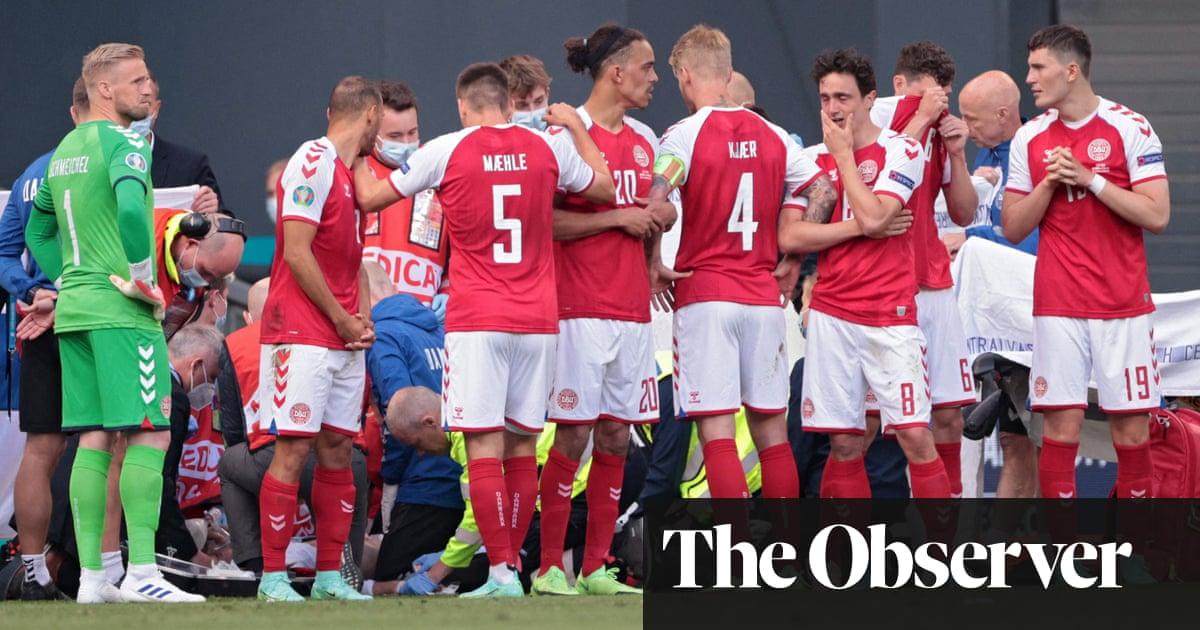 Denmark coach Kasper Hjulmand: 'I can't praise my players enough'