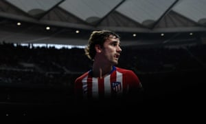 "Antoine Griezmann: ""I wanted to thank you for all the love you've given me in these five years. The truth is you're in my heart."""