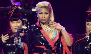 'I believe it is important for me to make clear my support for the rights of women, the LGBTQ community and freedom of expression' said Nicki Minaj.