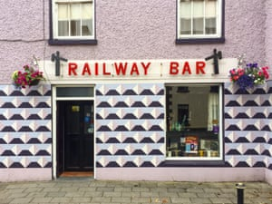 Railway Bar, Banagher Co. Offaly