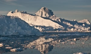 The loss of land-based glaciers in Greenland leads directly to sea level rise, ultimately increasing the risk of flooding to millions of people.