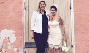 Nicole and Melissa Newman-Darbois.