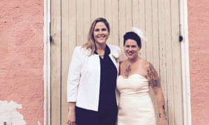Nicole and Melissa Newman-Darbois