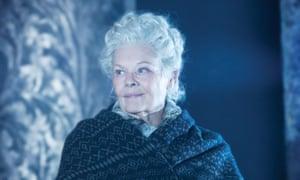 Judi Dench in The Winter's Tale