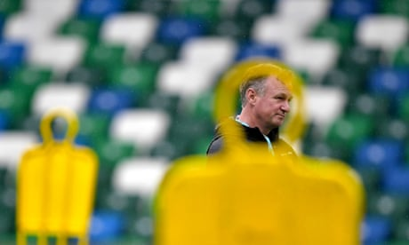 Michael O'Neill: 'If I named a 35-man squad, Martin O'Neill would be in it'