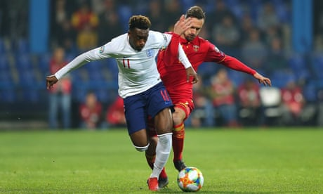 Evil racist abuse of players must stop, insists Chelsea's Callum Hudson-Odoi