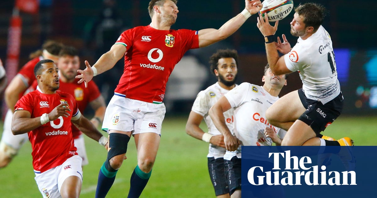 Lawes and Biggar braced for major physical confrontation against South Africa