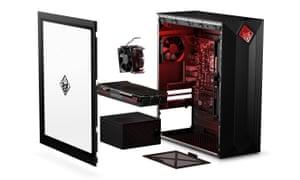 HP's Omen Obelisk gaming PC