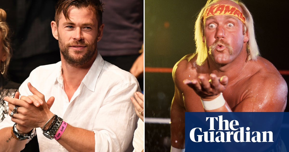Chris Hemsworth to play Hulk Hogan in big-screen biopic
